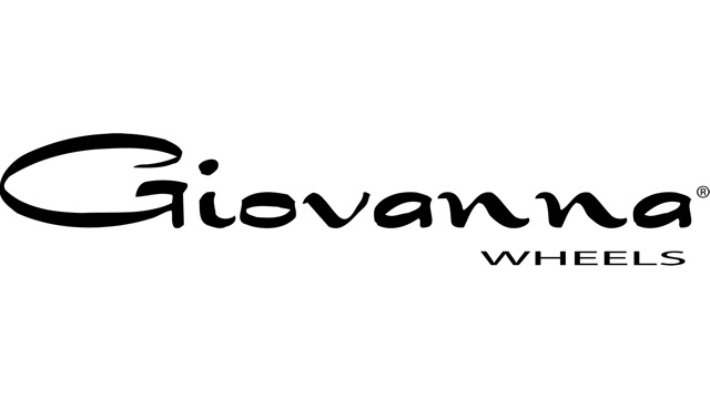 Giovanna Wheels logo, Giovanna Wheels product